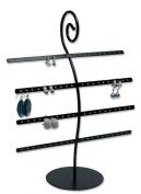 Metal Earring Rack Jewellery Display