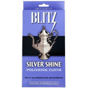 Blitz Silver Shine Polishing Cloth