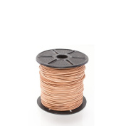 1mm Natural Leather Cord - 10 Yards (9.14 metre) CR0100NAT-10