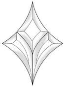 Diamond Bevel Cluster