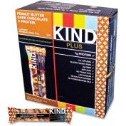 KIND PB Dark Chocolate Plus Protein Kind Bars