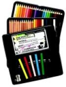 Prismacolor Mixed Media Non-Toxic Coloured Pencil Set Assorted Colour Set - 79