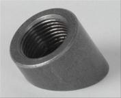 VIBRANT 1193 45 Degree Oxygen Sensor - Weld-In Bung