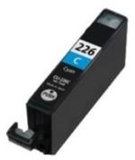 Canon CCLI226C Compatible Cyan Ink Cartridge