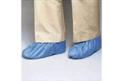 Cardinal Health 4850 Universal Size Fluid-Resistant Sms Non-Skid Shoe Cover - 50 Pairs Per Box
