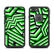 DecalGirl LFI6-SHOCKING Lifeproof Fre iPhone 6 Skin - Shocking