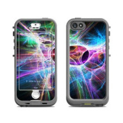 DecalGirl LN5S-STATIC LifeProof iPhone 5S Nuud Case Skin - Static Discharge