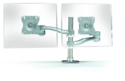 Systematix 7920 Standard Dual-Screen Double Extension Monitor Arm