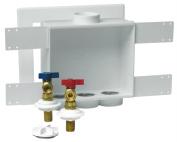 Oatey Company 38530 1-4 Turn Washing Machine Outlet Box