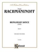 Alfred 00-K04348 RACHMANINOFF HUNGARIAN DANCE V