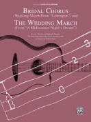 Alfred 00-5895Bgtx Bridal Chorus-Wedding March-Gtr Tab Book