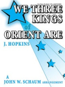 Alfred 00-Pa00525 We Three Kings Of Orient 1P6H Book