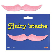 Beistle 60891-P Hairy Stache Pack Of 12