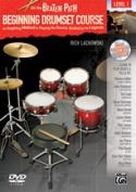 Alfred 00-37507 ON THE BEATEN-BG DRM 1-BK & CD & DVD