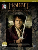 Alfred 00-40979 HOBBIT UNEXPECTED INST SOL-TR-BK & CD