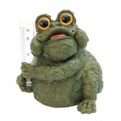 Michael Carr Designs MCD70892G Michael Carr Frog Rain Catcher Gauge 2PK