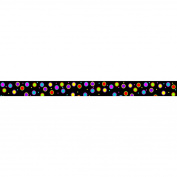Ashley Productions ASH11012 Magnetic Magi-Strips Colour Dots