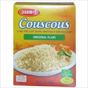 Osem North African Plain Couscous 350ml -Pack of 12