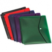 Cardinal Dual Pocket Snap Envelope