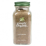 Simply Organic BG18162 Simply Organic Cardamon Seasng - 6x80ml