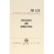 Fox Outdoor 59-64 Explosives And Demolitions Handbook