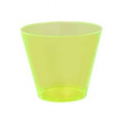 Fineline Settings 409-Y Yellow 270ml Old-Fashioned Tumbler