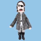 Sunny Toys GS2540 70cm . Pirate - Shipmate Sculpted Face Puppet