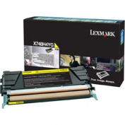 Lexmark X748 Magenta High Yield Return Programme Print Cartridge - 10k
