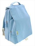 Riverstone Industries RSI RSI-3769-SB Solid Blue Lunch Tote