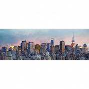 Brewster Home Fashions DM370 New York Skyline Wall Mural - 130cm .