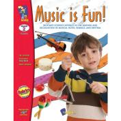 On The Mark Press OTM512 Music is Fun Gr. 2