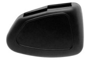 AutoLoc Power Accessories AUTCASED Curved Switch Case for 1 Switch by AutoLoc