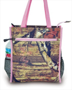 Explorer M013-PK 33cm . Cooler Tote Mossy Oak With Pink