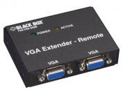 AC555A-REM-R2 Black Boxwork Services Vga Receiver- 2 Port