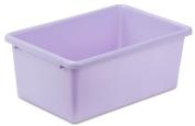 Honey-Can-Do PRT-SRT1603-SmPrpl sorter bin small purple replacement toy purple