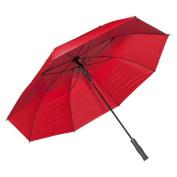 Elite Rain Frankford GF01-RD Fibreglass Golf Umbrella Red