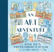An Art Adventure Around the National Galleries of Scotland