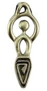 AzureGreen AGFER Goddess of Fertility Amulet