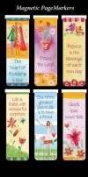Christian Art Gifts 366000 Pagemarker Magnetic Heart Of Friends Bookmark