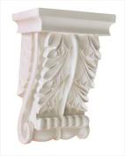 American Pro Decor 5APD10023 11cm x 16cm . Decorative Acanthus Corbel