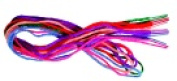 Pepperell Braiding 90cm . Tipped Yarn Lace Pack - 144