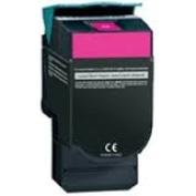 Lexmark CLC544HM Compatible Extra High Yield Toner Cartridge - Magenta