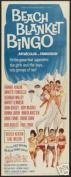 Hot Stuff Enterprise 6194-12x 18-LM Beach Blanket Buster Keaton Poster 30cm x 46cm .