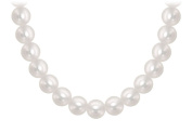 Fine Jewellery Vault UBNKBK7055FWWH 8.5MM Freshwater Cultured Pearl Strand Necklace 60 in. Long