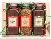 Pepper Creek Farms CRT-010 Smoky & Hot Spice Gift Crate - Pack of 6