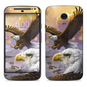 DecalGirl MMG2-EAGLE Motorola Moto G Second Gen Skin - Eagle
