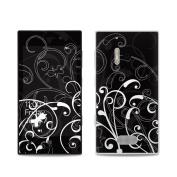 DecalGirl NL28-BWFLEUR Nokia Lumia 928 Skin - B & amp;W Fleur