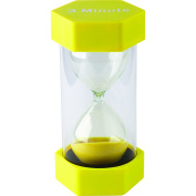 Teacher Created Resources TCR20659 Large Sand Timer 3 Minute