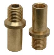 Brass Craft SCB0750X .13cm x 50cm . Faucet Bibb Seat Brass Pack of 10