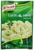 Knorr B74113 Knorr Pasta Sauces Garlic Herb Sauce Mix -12x45ml